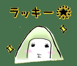 mountain man sticker #1188735