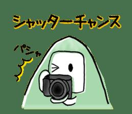 mountain man sticker #1188738
