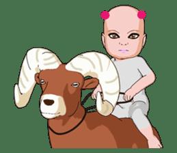 CANJOSAN's child sticker #1189107