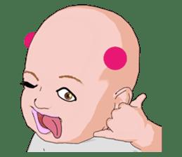 CANJOSAN's child sticker #1189125