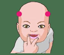 CANJOSAN's child sticker #1189126