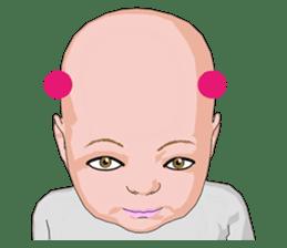 CANJOSAN's child sticker #1189130