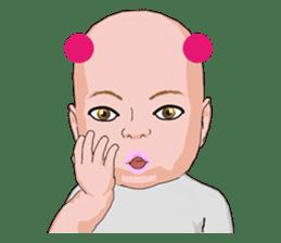 CANJOSAN's child sticker #1189131