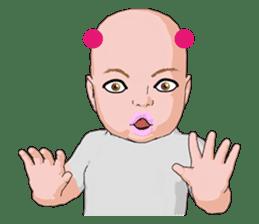 CANJOSAN's child sticker #1189140