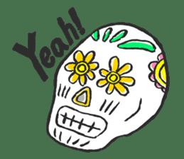Viva Mexico! sticker #1189511