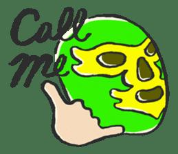 Viva Mexico! sticker #1189526