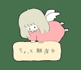 sticker in crayon sticker #1190358