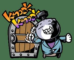 Nyagoes in Halloween sticker #1191038