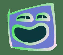 Mental Expression sticker #1191392