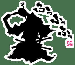 SUMI ZAMURAI vol.3 sticker #1191558