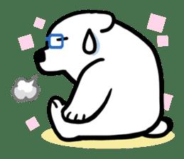Dad Polar Bear sticker #1192263