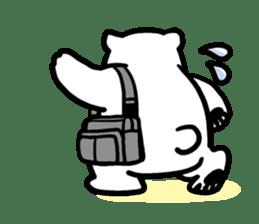 Dad Polar Bear sticker #1192264