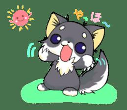 Garden KuroMiyako sticker #1194509