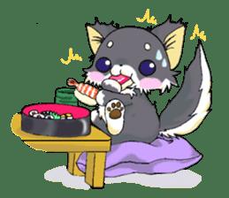 Garden KuroMiyako sticker #1194512