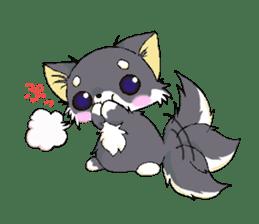 Garden KuroMiyako sticker #1194515