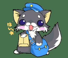 Garden KuroMiyako sticker #1194531