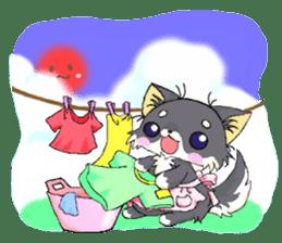 Garden KuroMiyako sticker #1194542
