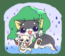 Garden KuroMiyako sticker #1194544