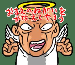 Older Angel sticker #1195196