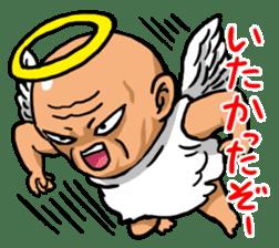 Older Angel sticker #1195200