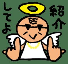 Older Angel sticker #1195207