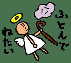 Older Angel sticker #1195211