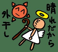 Older Angel sticker #1195213