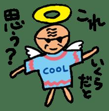 Older Angel sticker #1195215