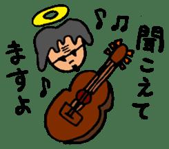 Older Angel sticker #1195224