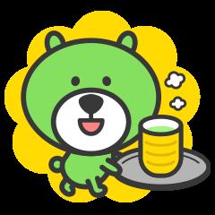 Mark the Bear