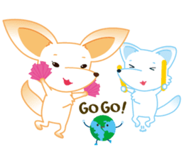 Kou, Coco & Tomo sticker #1196067