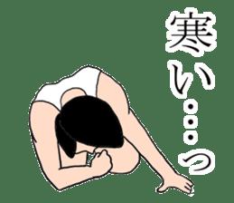 Gymnastics boy Hajime-kun sticker #1196984