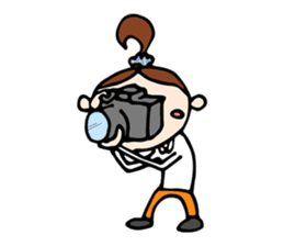 A Daily Life of an Astronomer, S. sticker #1197294
