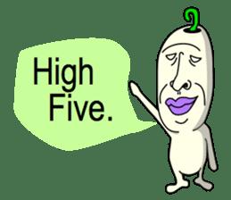 Seedman(English ver) sticker #1197600