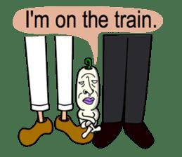 Seedman(English ver) sticker #1197604