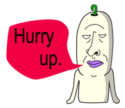 Seedman(English ver) sticker #1197606