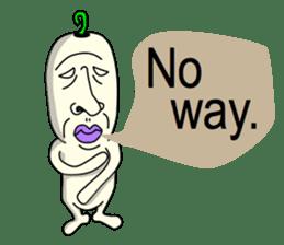 Seedman(English ver) sticker #1197610