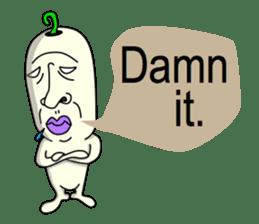 Seedman(English ver) sticker #1197611
