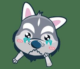 Lovercute Dog sticker #1197948