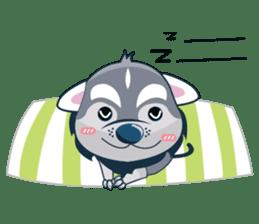 Lovercute Dog sticker #1197950