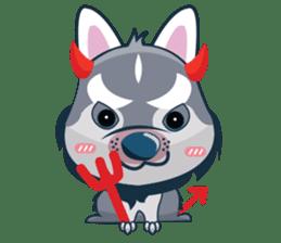 Lovercute Dog sticker #1197962