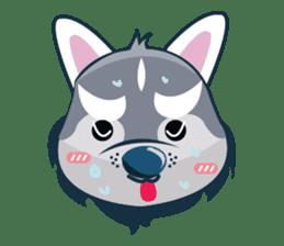 Lovercute Dog sticker #1197965