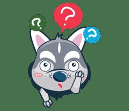 Lovercute Dog sticker #1197966