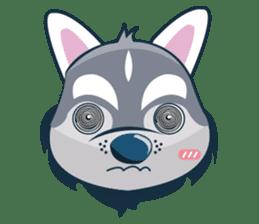 Lovercute Dog sticker #1197968