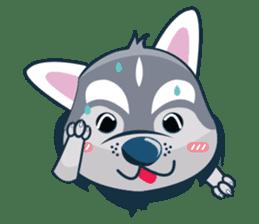 Lovercute Dog sticker #1197971
