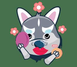 Lovercute Dog sticker #1197973