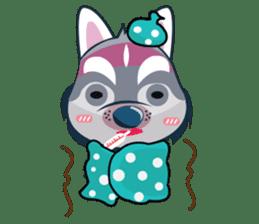 Lovercute Dog sticker #1197974