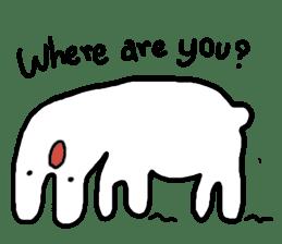 Kiwi - My Dream Animal No.1 sticker #1200112