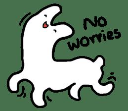 Kiwi - My Dream Animal No.1 sticker #1200143