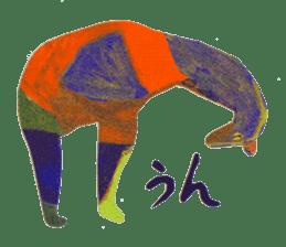 Karushi Masuda Sticker sticker #1200616